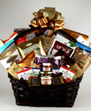 Bountiful Gourmet DLX Gift Basket