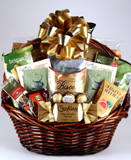 Delectable Kosher Gift Basket