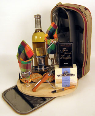 Gourmet Wine Pack Gift Basket