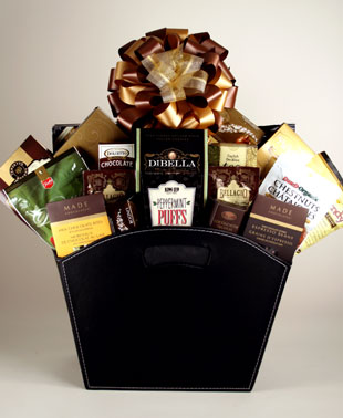 Gourmet Celebration Gift Basket