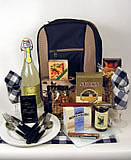 Gourmet 2 Person Picnic Pack Gift Basket