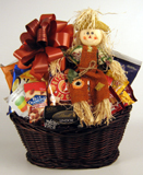 Happy Hallows Eve Gift Basket
