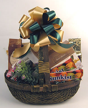 Kosher Gems Gift Basket