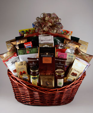 Majestic Kosher Gift Basket