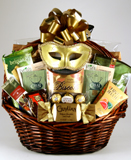 Purim Celebration Kosher Gift Basket