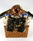 Purim Masquerade Kosher Holiday Gift Basket
