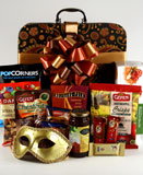 Purim Valise Kosher Gift Basket
