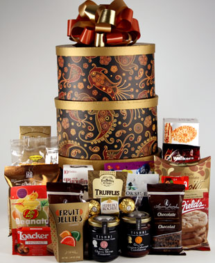 Sophisticated Kosher Gift Basket