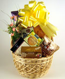Tasty Assortment Gift Basket
