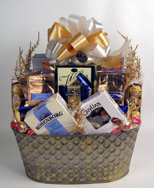 Thoughtful Expressions Gift Basket