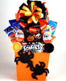 Trick or Treat Time Gift Basket