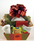 Warm Thank You Gift Basket